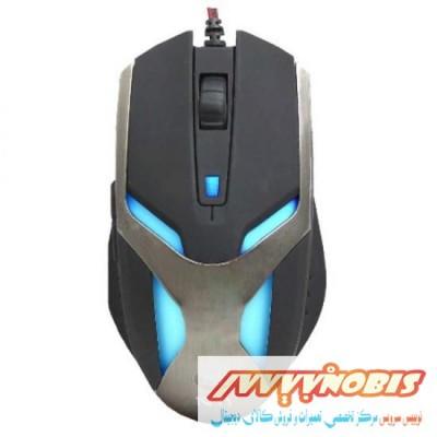 ماوس با سیم تسکو TSCO TM 2020 GA Gaming Mouse