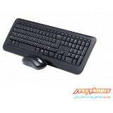 کیبورد و ماوس بی سیم مایکروسافت Microsoft Desktop 800 Wireless Mouse And Keyboard