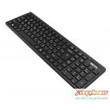 کیبورد با سیم تسکو TSCO TK 8006 Wired USB Keyboard
