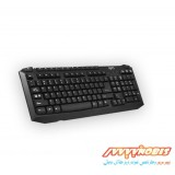 کیبورد با سیم تسکو TSCO TK 8024 Wired PS2 Keyboard