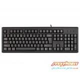 کیبورد با سیم ای فورتک A4Tech KM-720U Wired USB Keyboard