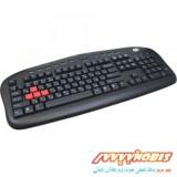کیبورد با سیم ای فورتک A4Tech KB-28G Wired USB Keyboard