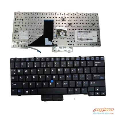 کیبورد لپ تاپ اچ پی HP Compaq Keyboard 2510P