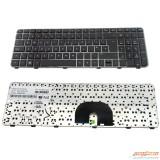 کیبورد لپ تاپ اچ پی HP Pavilion Keyboard DV6-6b00