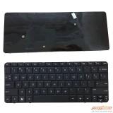 کیبورد لپ تاپ اچ پی HP Compaq Mini Keyboard CQ10-700