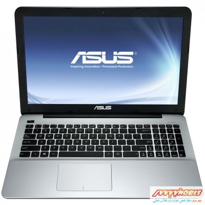 لپ تاپ ایسوس Asus K555LN Core i7 Broadwell