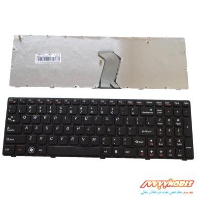 کیبورد لپ تاپ لنوو Lenovo IdeaPad Keyboard G770