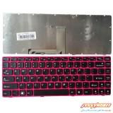 کیبورد لپ تاپ لنوو Lenovo IdeaPad Keyboard G470AH