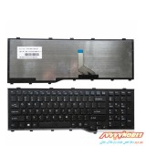 کیبورد لپ تاپ فوجیتسو Fujitsu LifeBook Keyboard NH532