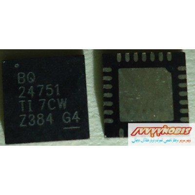 آی سی لپ تاپ  BQ 24751A
