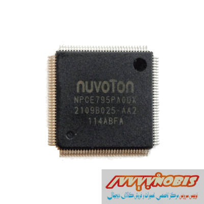 آی سی لپ تاپ Nuvoton NPCE795PA0DX