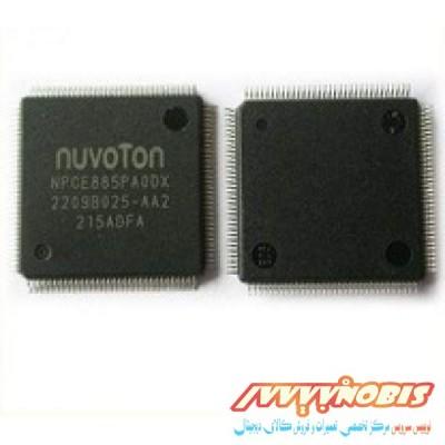 آی سی لپ تاپ Nuvoton NPCE885PA0DX