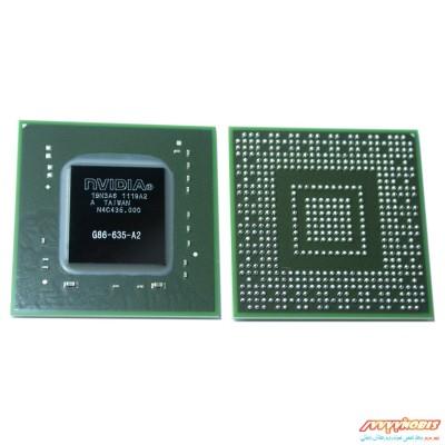 چیپست گرافیک لپ تاپ Nvidia G86-635-A2