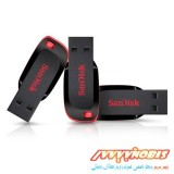 فلش مموری سن دیسک SanDisk Cruzer Blade CZ50 USB Flash Drive 8GB