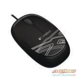 ماوس با سیم لاجیتک Logitech Corded Optical Mouse M105