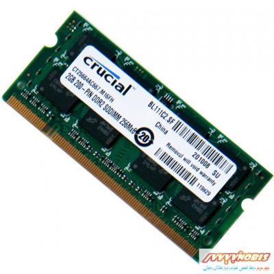رم لپ تاپ Laptop Ram DDR2 667MHZ 5300 2GB