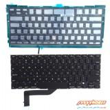 کیبورد لپ تاپ اپل مک بوک Apple Macbook Pro Keyboard A1398