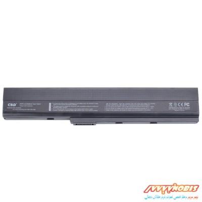 باتری لپ تاپ ایسوس سری Asus X52