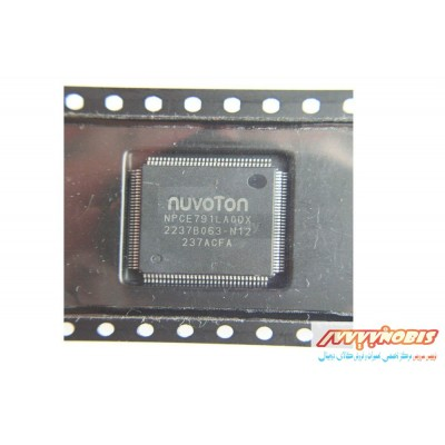آی سی لپ تاپ NUVOTON-NPCE791LA0DX
