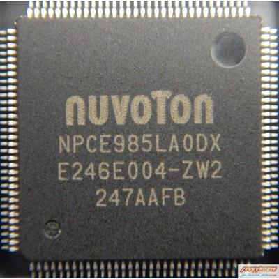 آی سی لپ تاپ Nuvoton NPCE985LA0DX